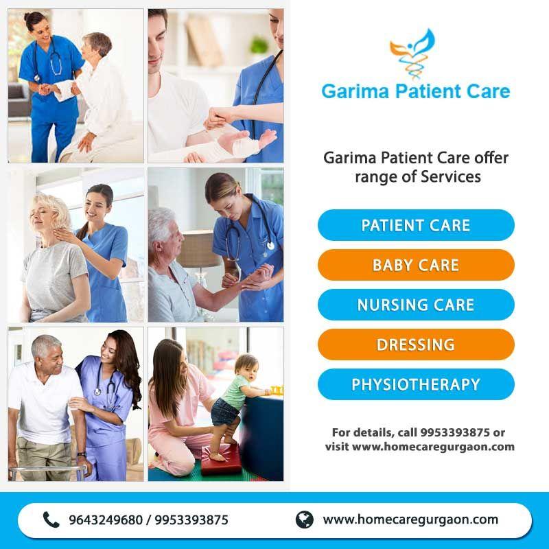 Garima Patient Care Services Provides best Nursing