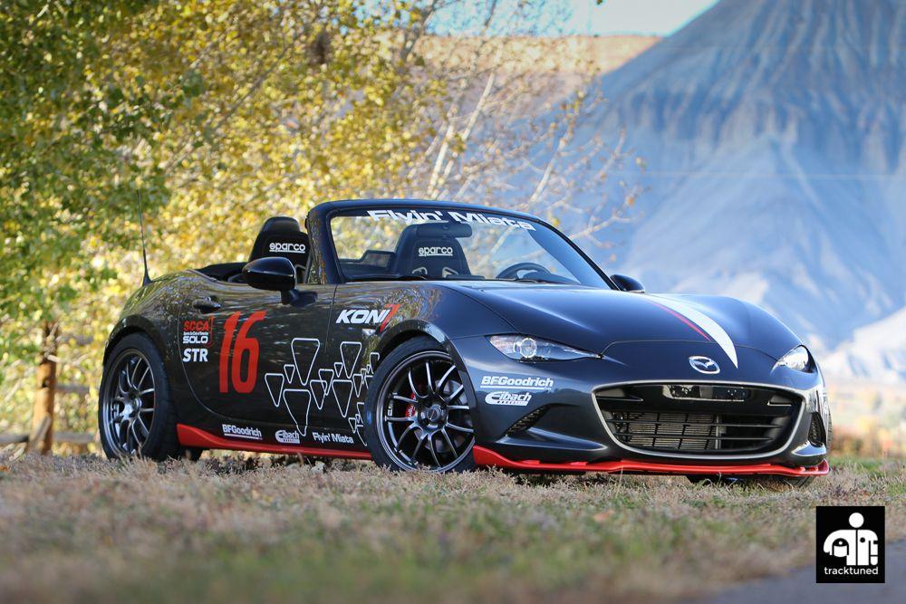 SlipAngle /// Episode 35 - Keith Tanner from Flyin' Miata | Mazda ...