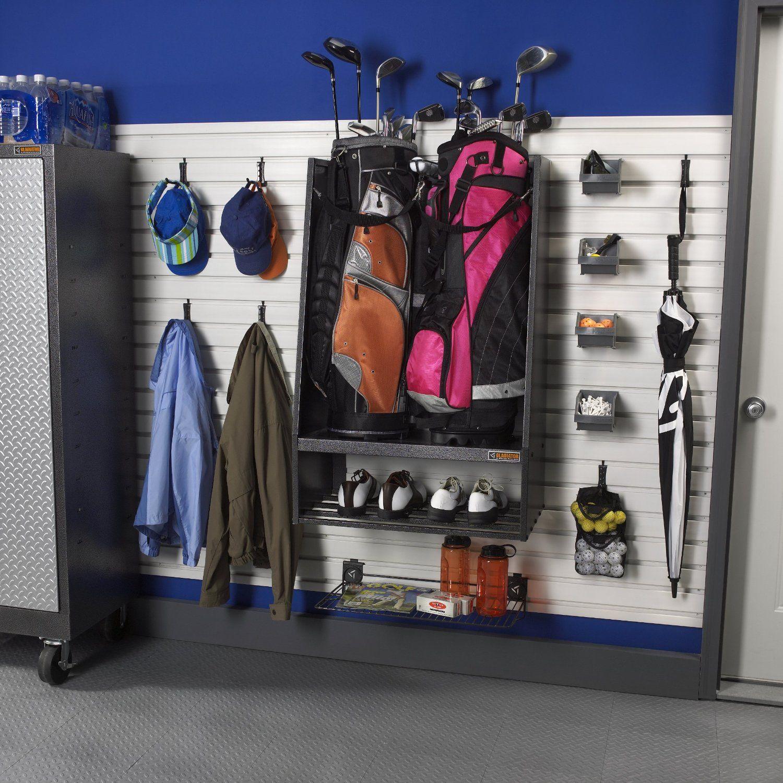 15 golf bag organizers storage units
