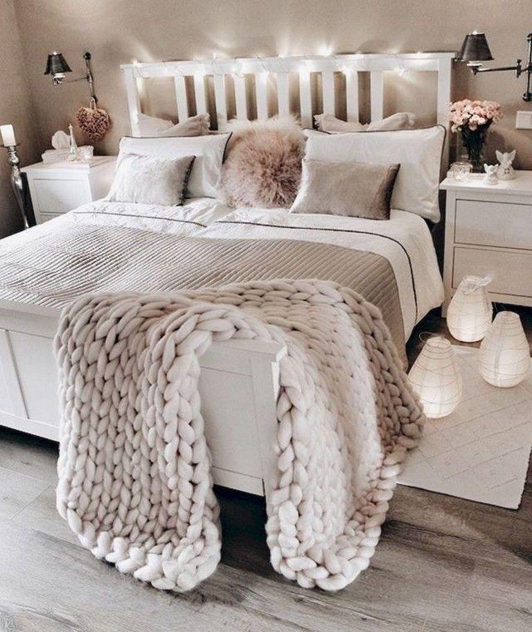 Scandinavian Bedroomdesign Ideas: 49+ Top Apartment Bedroom Decor Ideas Boho Style