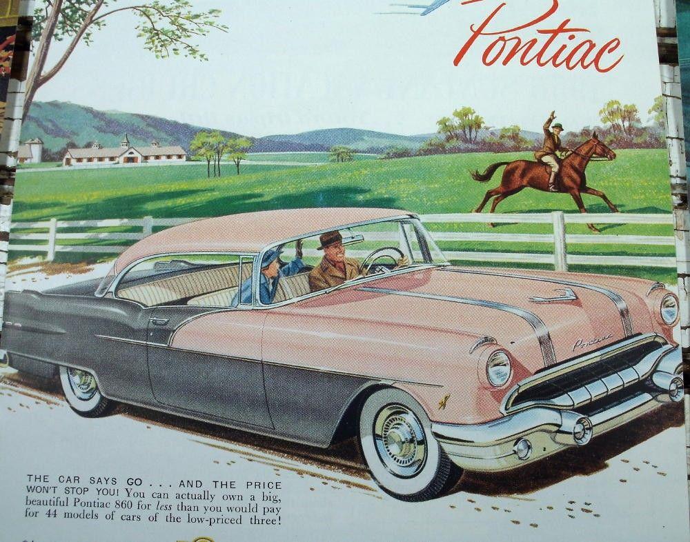 Vintage 1950s ads | old vintage car advertisments - art ...