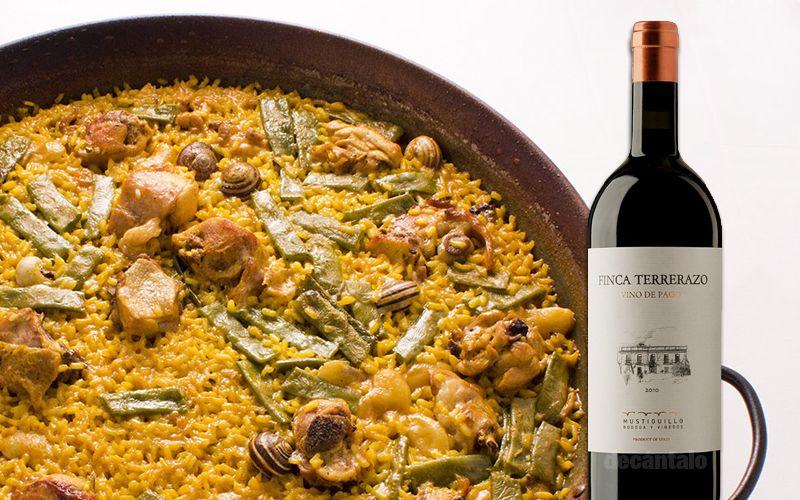 Paella Valenciana & Finca el Terrerazo 2011 http://bit.ly/1mRezna