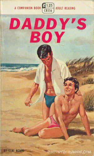 Daddy gay and boy