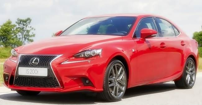 2016 Lexus Is200t Release Date