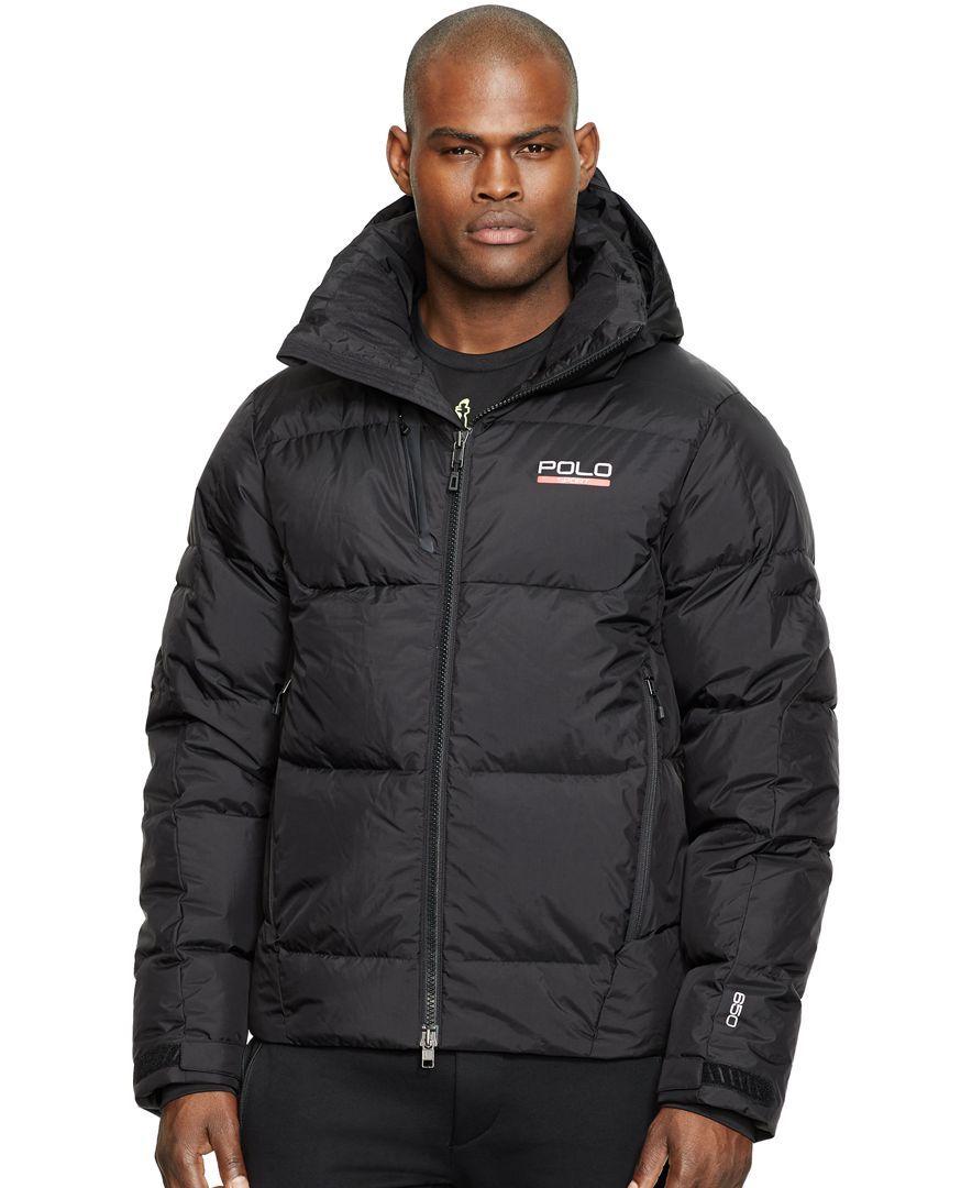 Polo Ralph Lauren Sideline DownFeathers Jacket