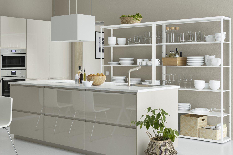17 Nouvelles Cuisines Ultra Canons Cuisine Ikea Cuisines Lumineuses Et Ikea