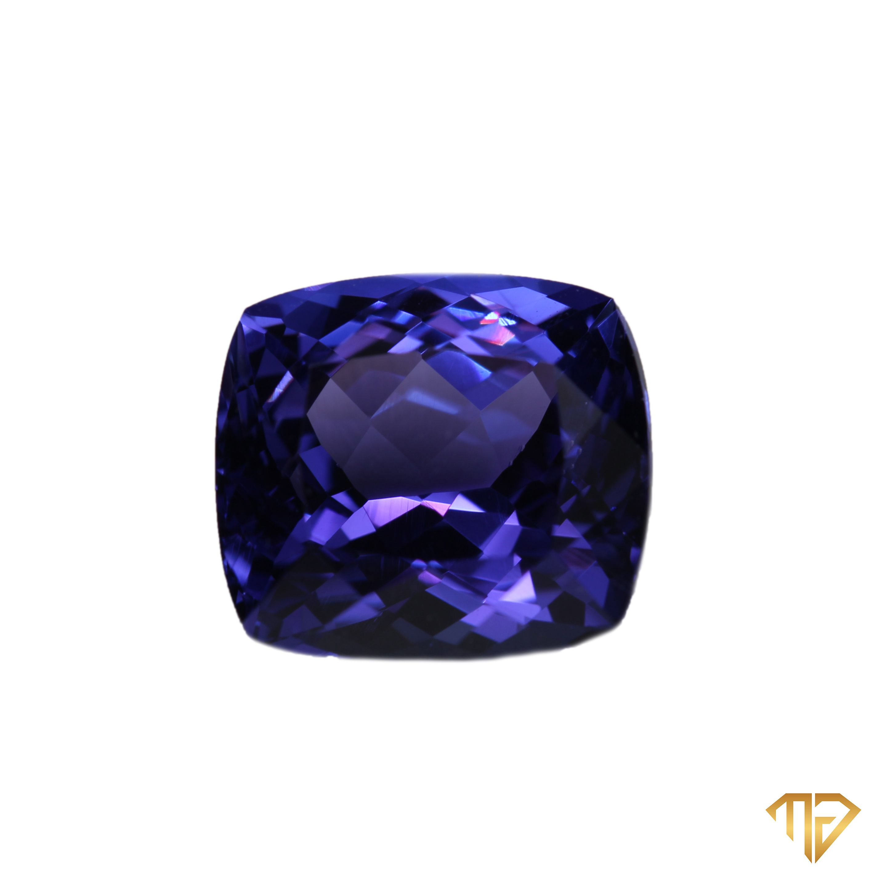 gem gemstones news ring oval stone the diamond cut surrounded columns gems miscellaneana and tanzanite international scarce mixed central cluster