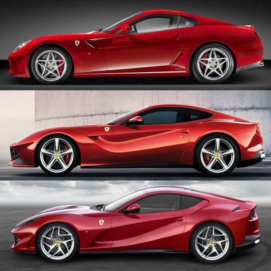 Ferrari Portofino: 1, 2 Or 3? Comment Below! 599 GTB (2006