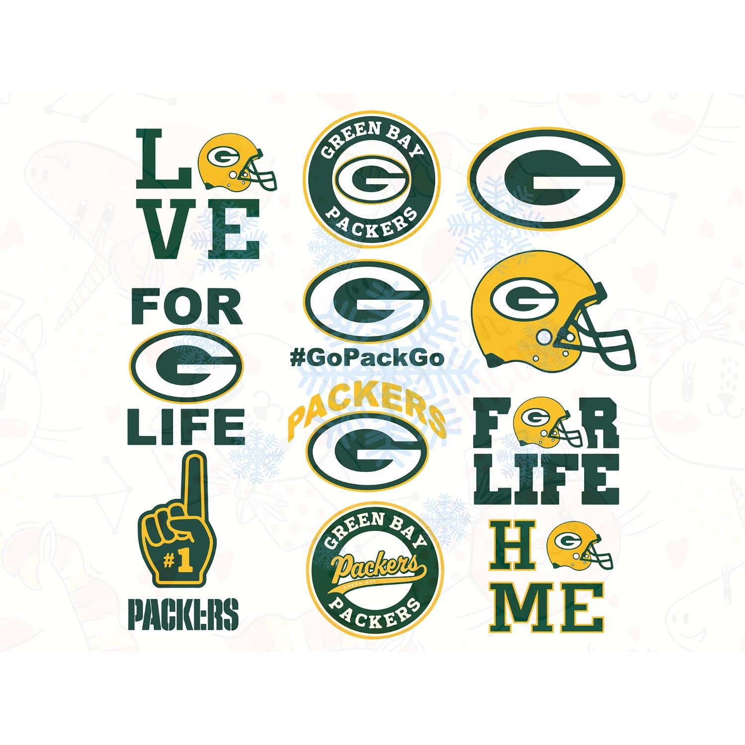 Green Bay Packers 2 Nfl Svg Love Football Love Green Bay Packers Football Svg File Football Logo In 2020 Football Logo Green Bay Green Bay Packers Logo