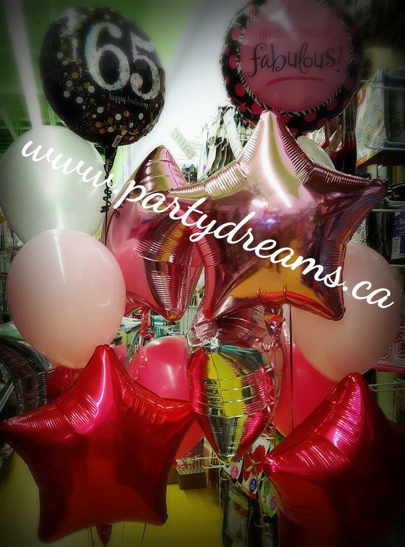 Happy 65th Birthday Partydreamsca