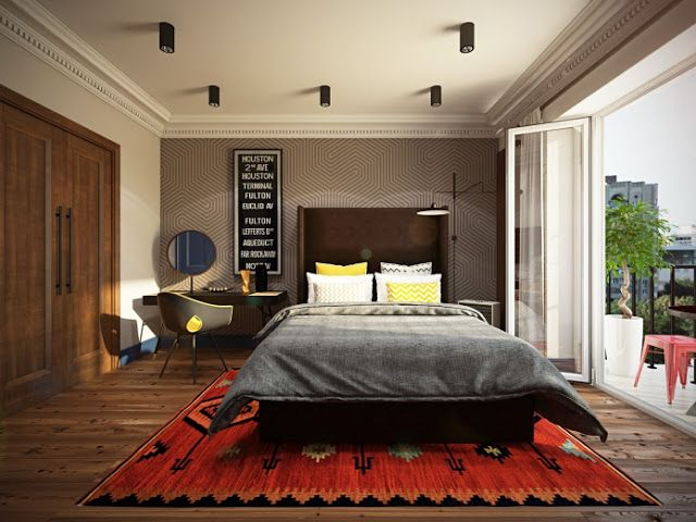 Virlova interiorismo project apartamento de dise o tipo for Diseno de apartamento de soltero