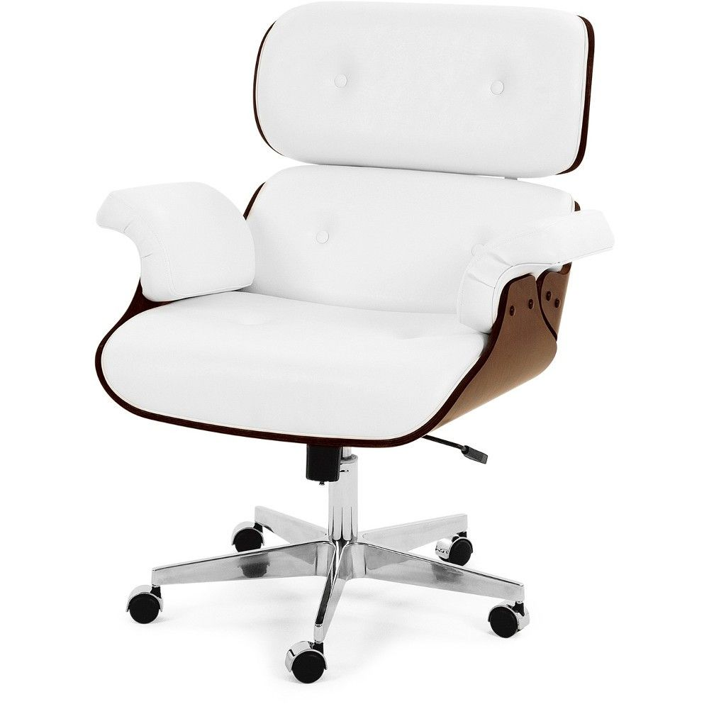 Cadeiras Brancas Para Escritorio Cadeira Branca Cadeira De