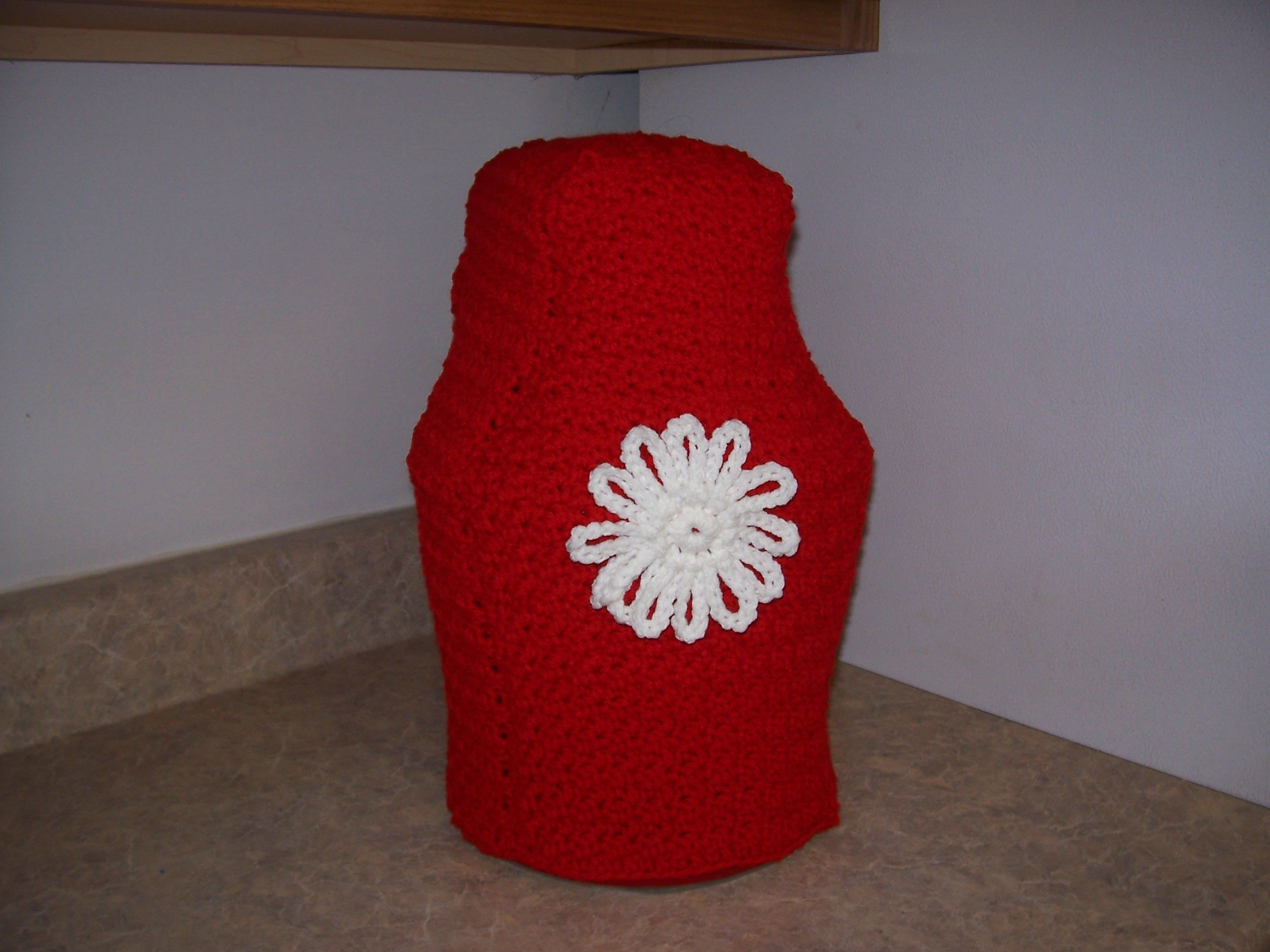 Kitchen Aid Stand Mixer Cover How To Decorate A Table Crocheted Crochet