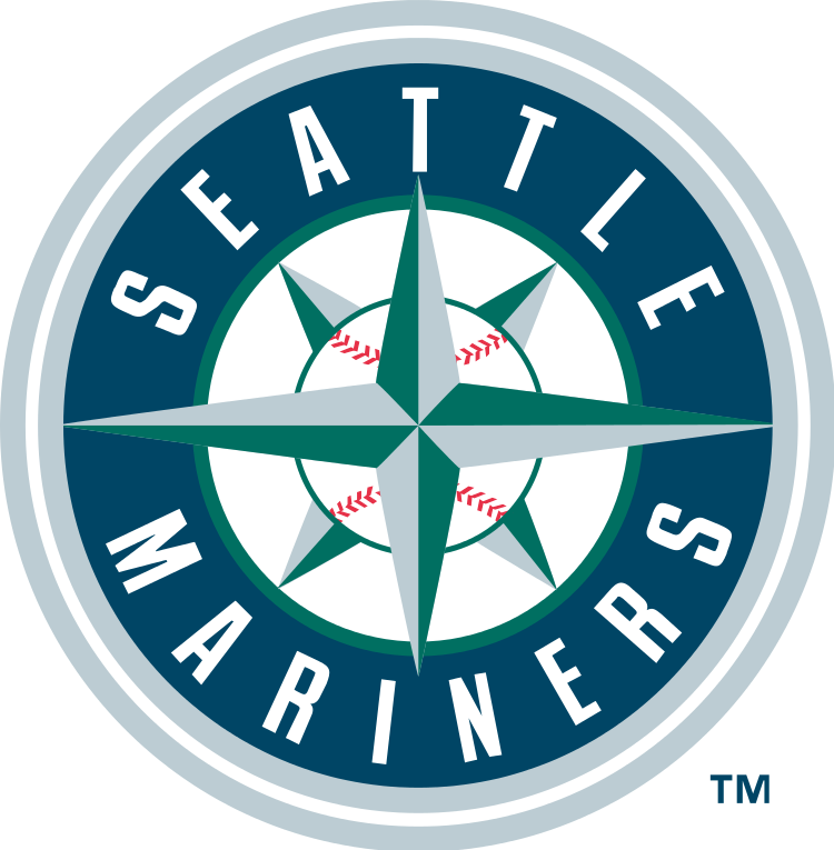 Seattle Mariners Logo Seattle Mariners Logo Seattle Mariners Baseball Mariners Baseball