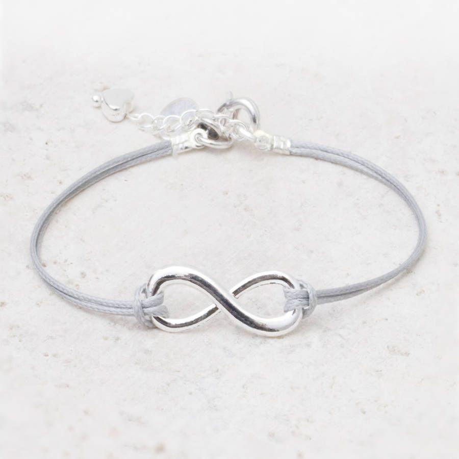 Luana Personalised Eternity Bracelet From Notonthehighstreet