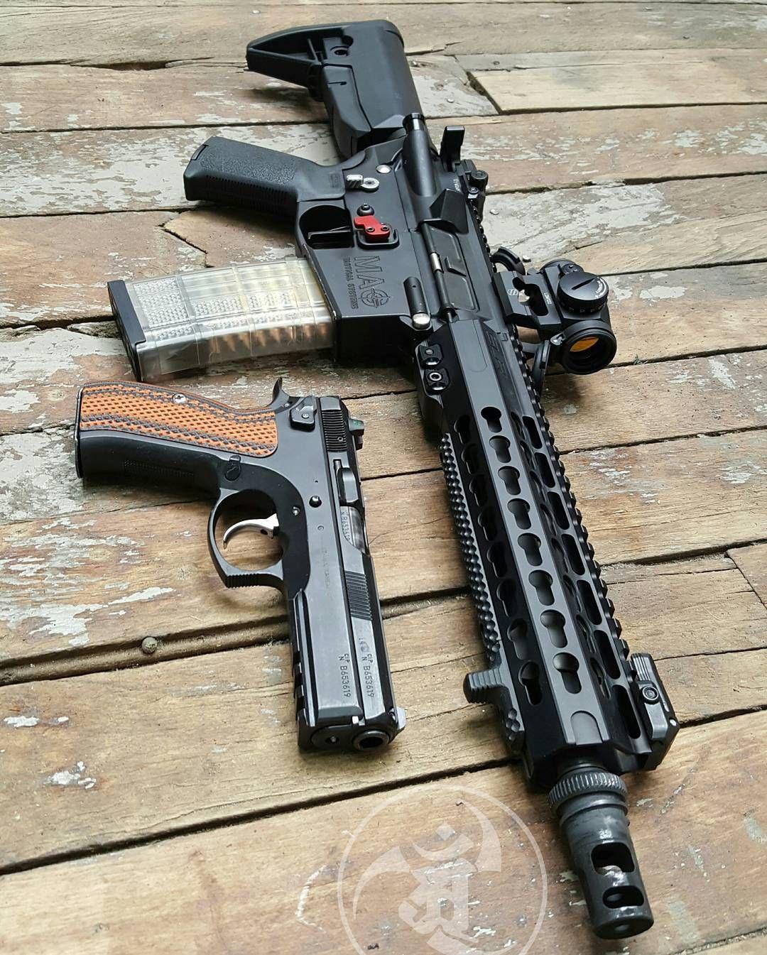 CZ SP01 Tactical // 10.5