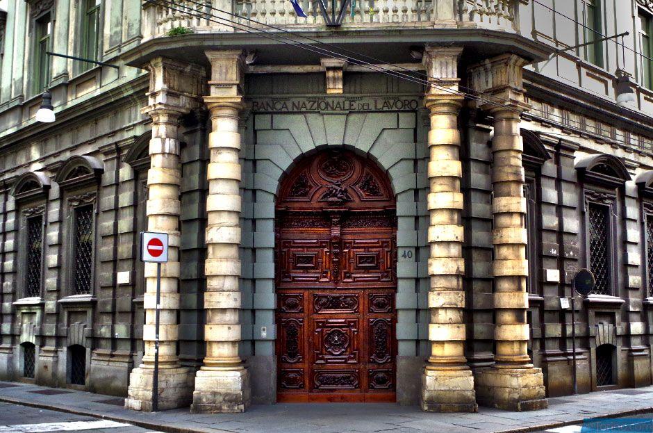 Palazzo Trucchi di Levaldigi, opera di Amedeo