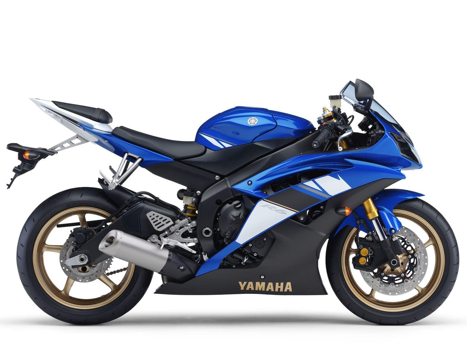 YAMAHA YZF-R6 - 2008 Yamaha Blue | YAMAHA YZF-R6 - 1999-2017 ...