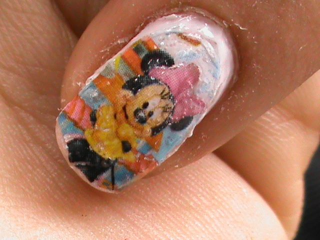 Minnie Mouse Nail Art Designs Gallery Pinterest Minnie Mouse