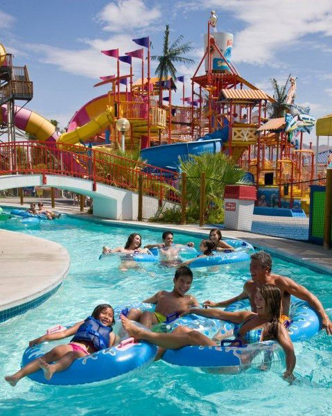 Paradise In Palm Springs Soak Up Family Fun The Sun
