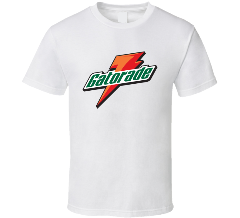 Gatorade Sports Drink Logo T Shirt Dibujos Psicodelicos