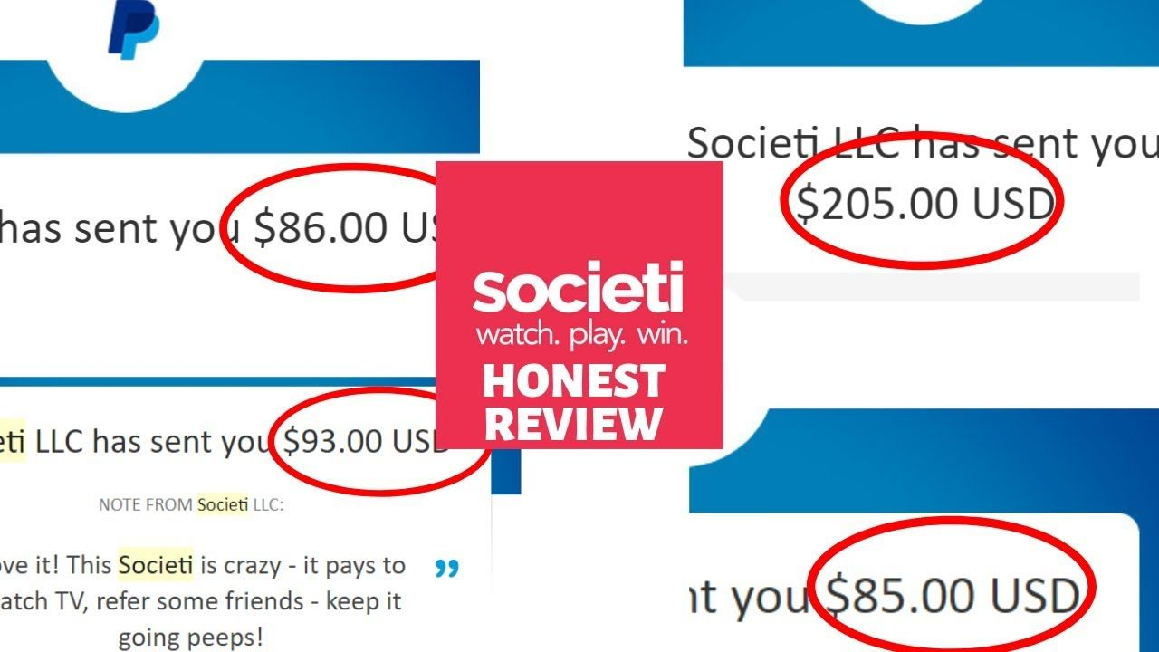 Societi App Review How I Made Over 400 Dollars In Free