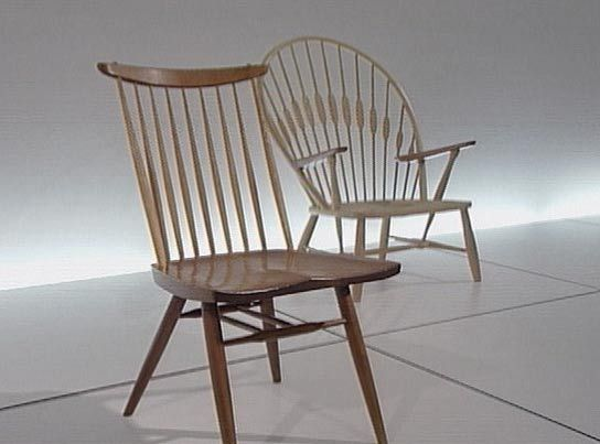 New Technology, New Materials, New Chairs Post-War American and ...