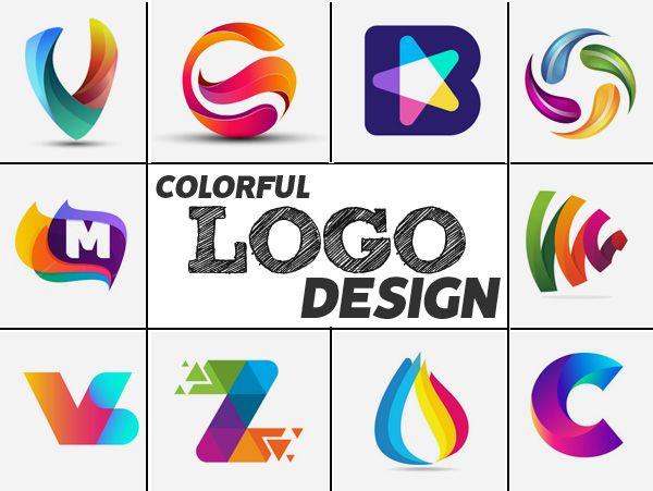 42 aweinspiring colorful logo designs branding
