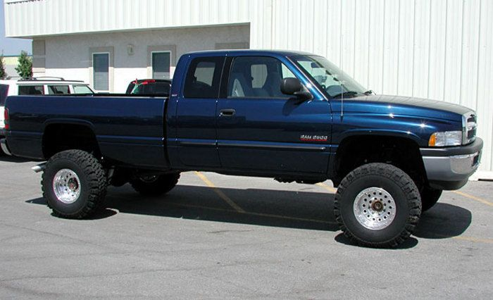 Dodge Ram 2500 Suspension Lift Kit 4 5 4x4 Truck 1994 1999 Tuff Country 35922k 35922kn 35922kh Trucks Dodge Ford Trucks