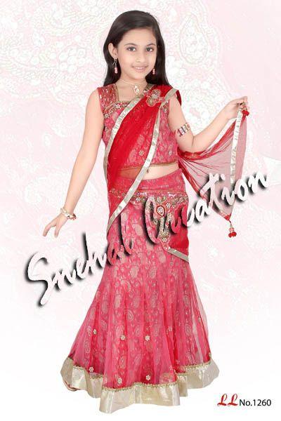 1b68bc55cbe2 Indian Traditional Wear|Kids Lehengas|Choli Sharara|Designer Lehenga Choli|Chaniya  Choli|Ghaghra Choli|Children Wear