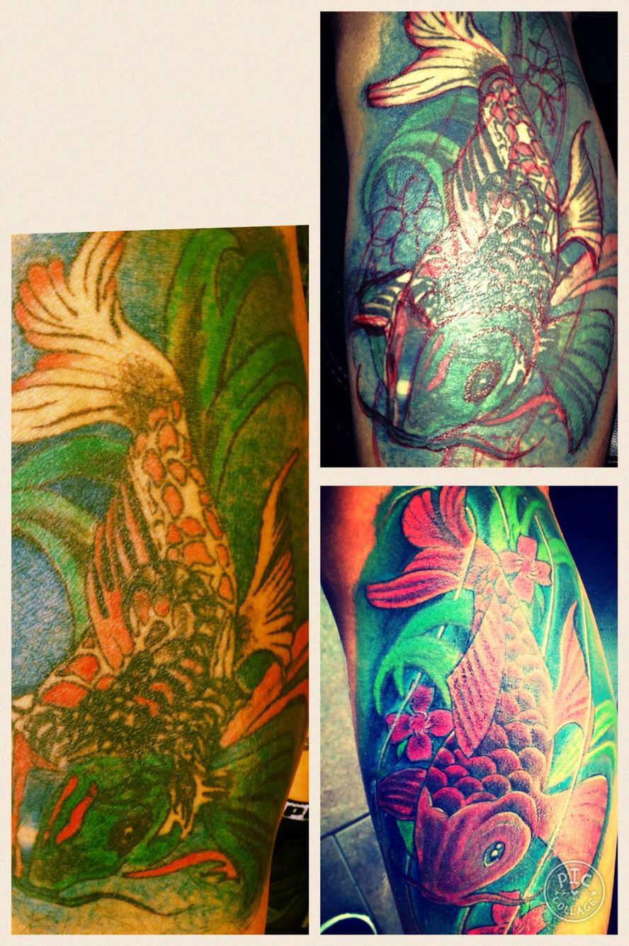 Tattoo Cover Up Before And After Tattoo Tattoocoverup Cover Tattoo Cover Up Tattoos Piercing Tattoo