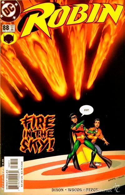 ROBIN #88,  DC COMICS, 2.001, USA
