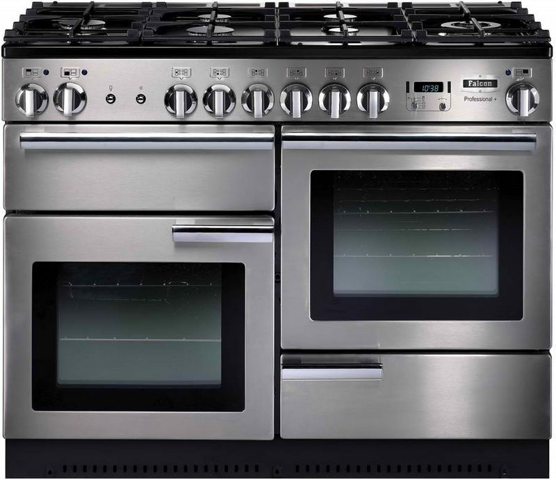 Cuisinière gaz FALCON PROFESSIONAL+ PROP110DFSS/C   travaux ...