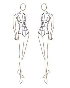Silhouette for fashion design templates googleda ara fashion silhouette for fashion design templates googleda ara maxwellsz