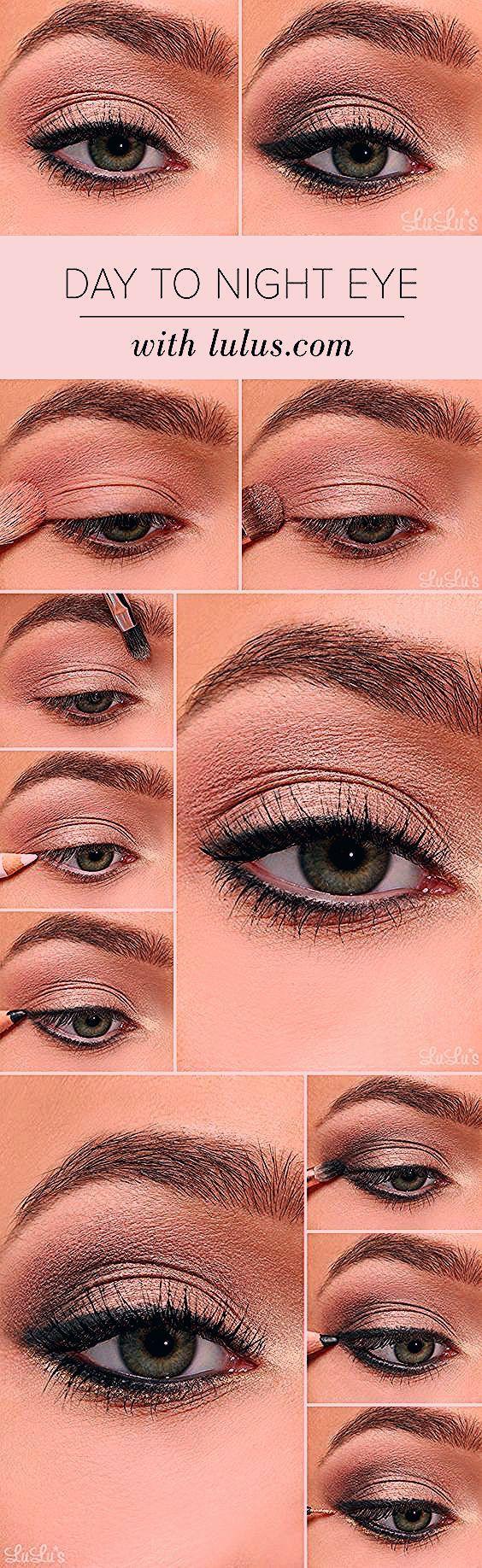Photo of How To: Schritt für Schritt Augen Make-up-Tutorials und Anleitungen für Anfänger – Beauty Home