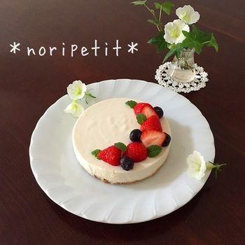 可愛くて でも簡単 手作りケーキのデコレーションアイデアを集めました キナリノ バースデーケーキ レシピ 2歳 誕生日 料理 誕生日 料理