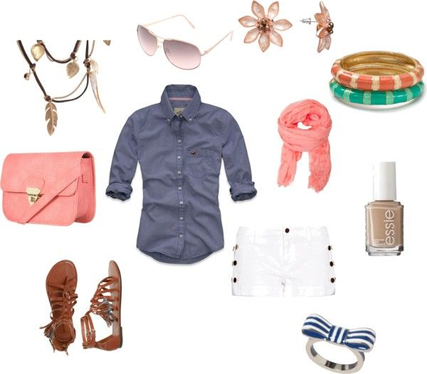 """""""Spring Outfit!"""" by puneetk on Polyvore"""