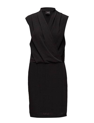 ILMAINEN TOIMITUS - Selected Femme Sftimla Sl Dress (Black) Boozt.com:issa. Uusi Selected Femme kokoelma 2016! Tarjoamme nopean toimituksen ja helpon palautuksen.