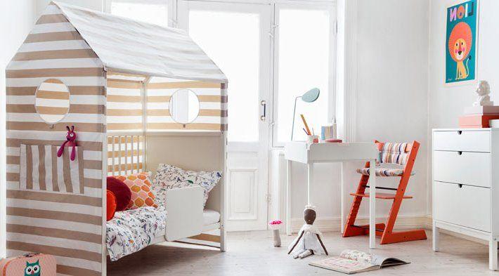 Детские кровати домики своими руками