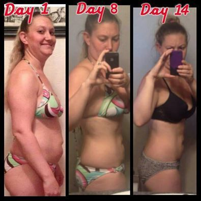 Weight loss through healthy diet