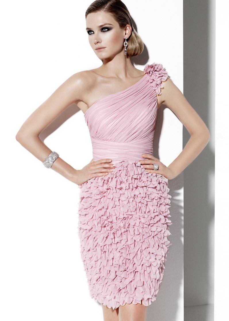 Vestido rosa | Fabulous Fashion for Any Occasion | Pinterest ...