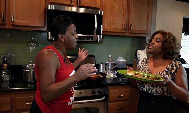 Auntie Fee Hilariously Schools Sherri Shepherd The Art Of Pork Chops (VIDEO) [NSFW]