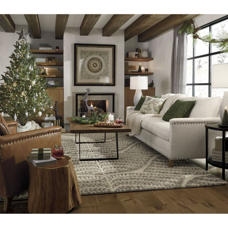 Eden Hand Tufted Wool Rug Swatch 12 Quot Sq Living Room