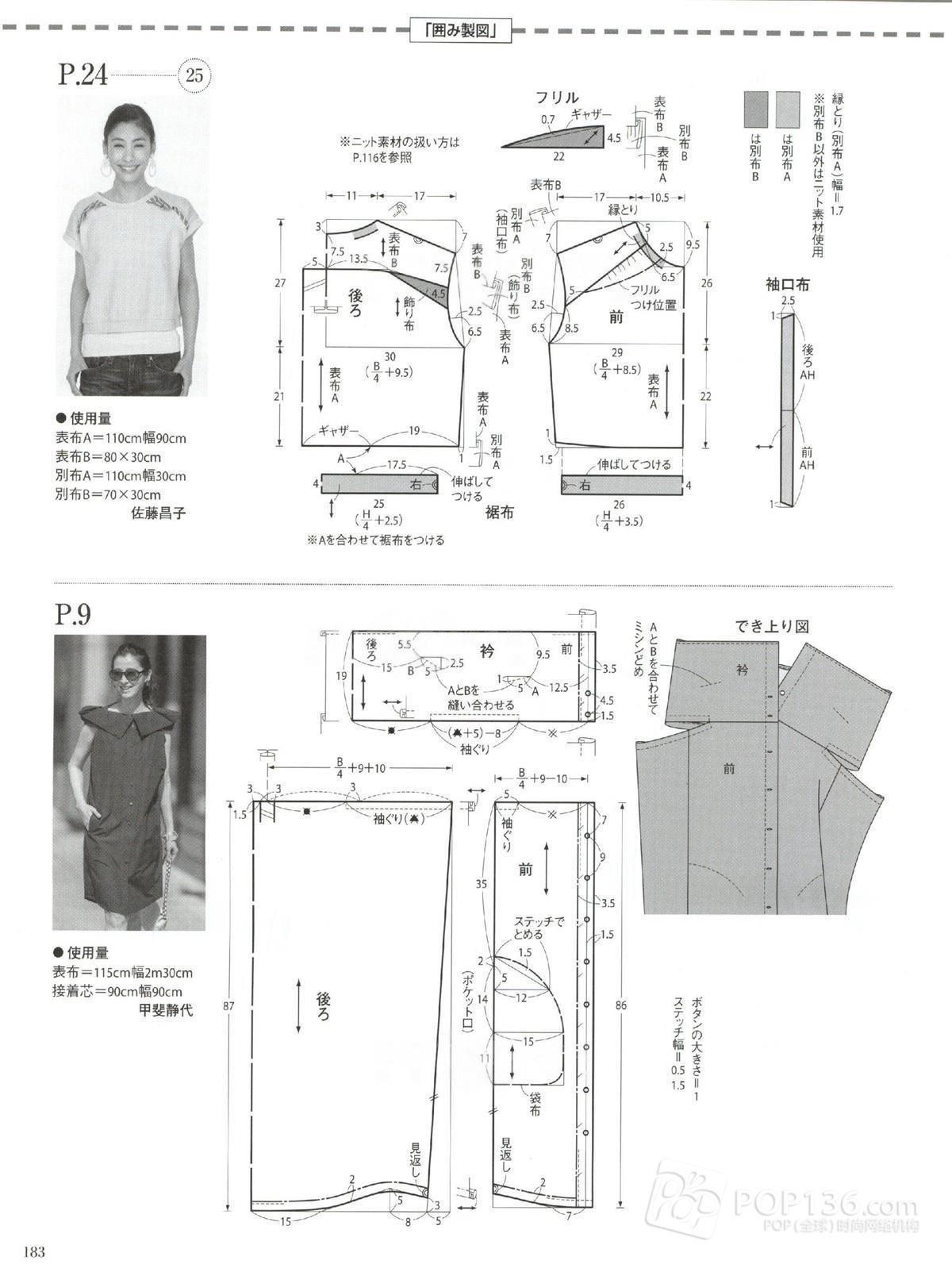 2015-3 9 | Costura | Pinterest | Costura, Patrones y Blusas