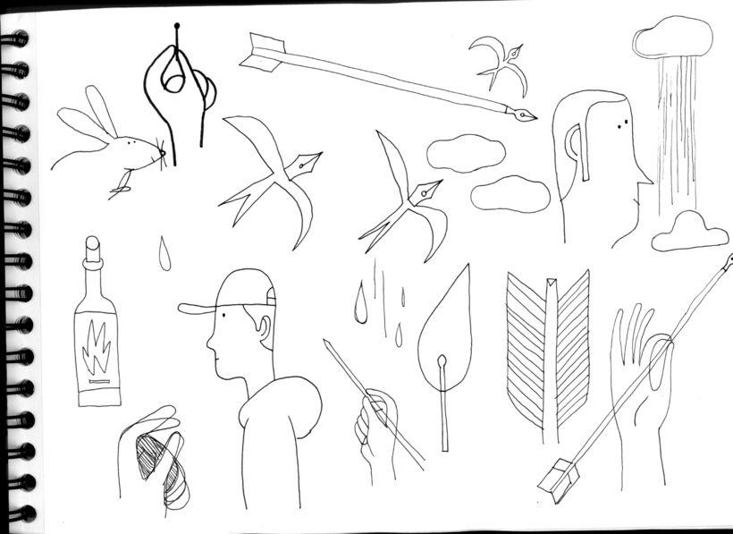 Cuaderno de bocetos 1
