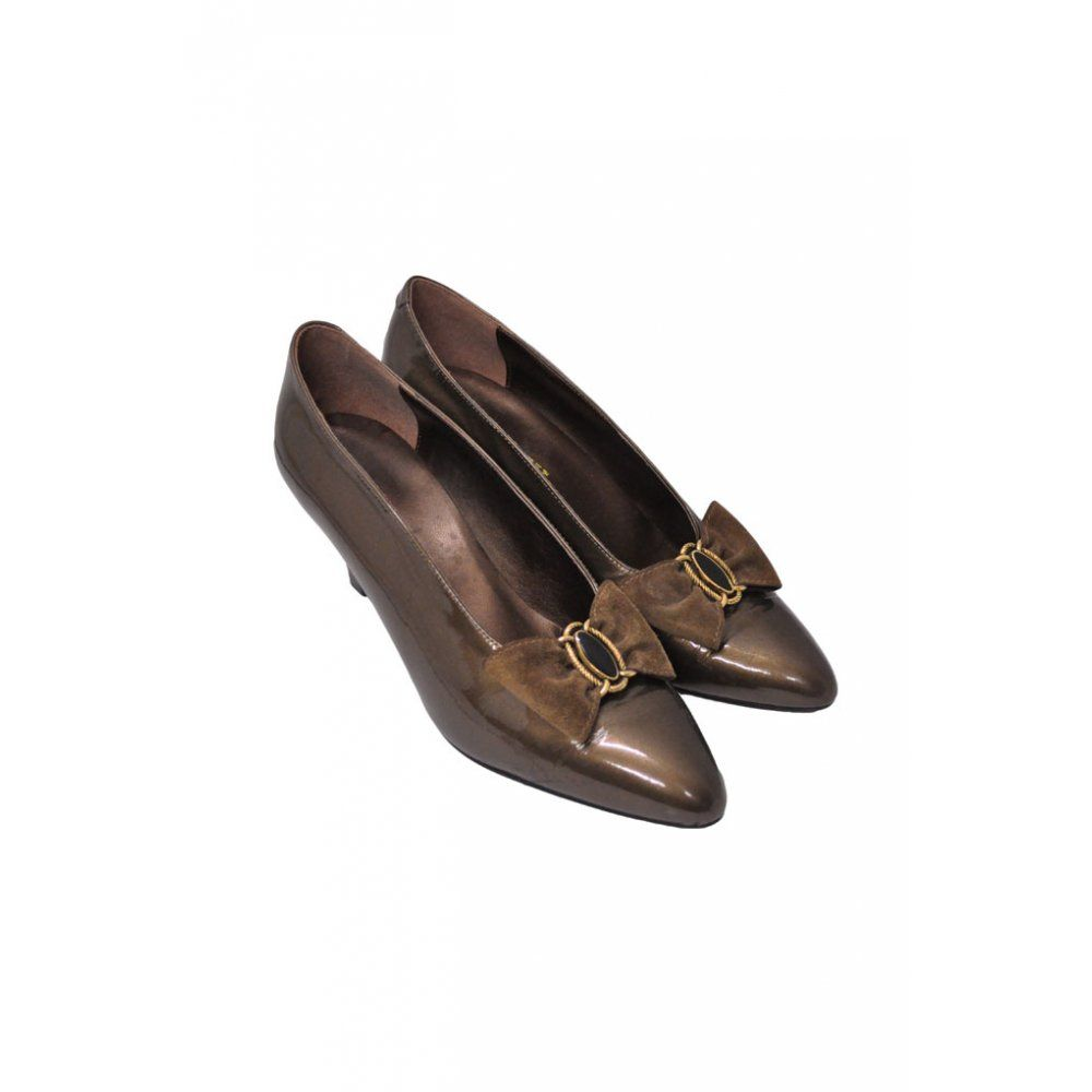 1930's Style Bally shoes