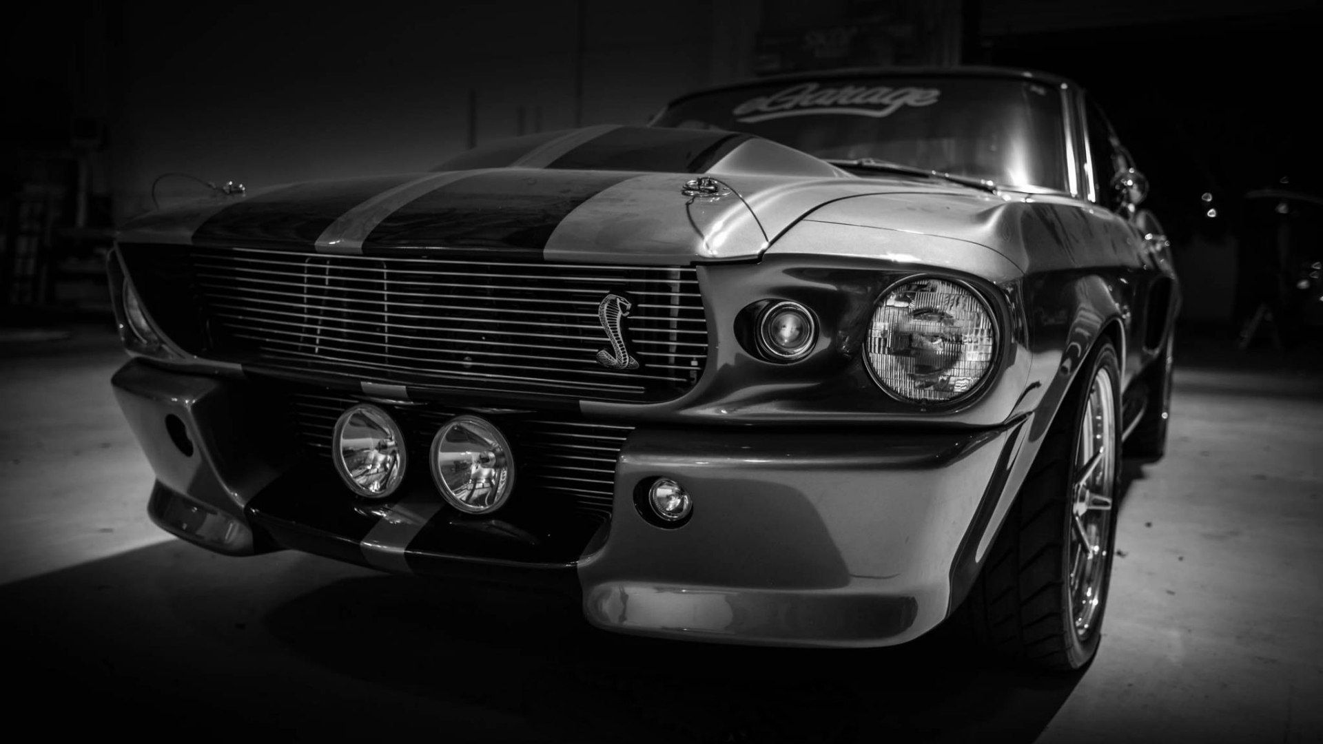 1920x1080 Wallpaper Shelby Gt500 Eleanor Ford Mustang Carros