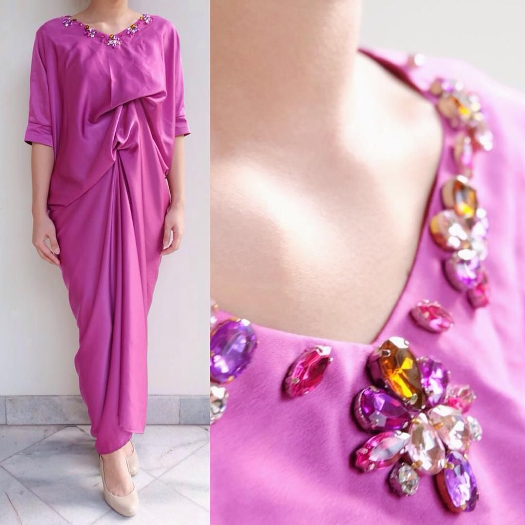 OLIVE Fuschia All size - fit to L IDR 599k