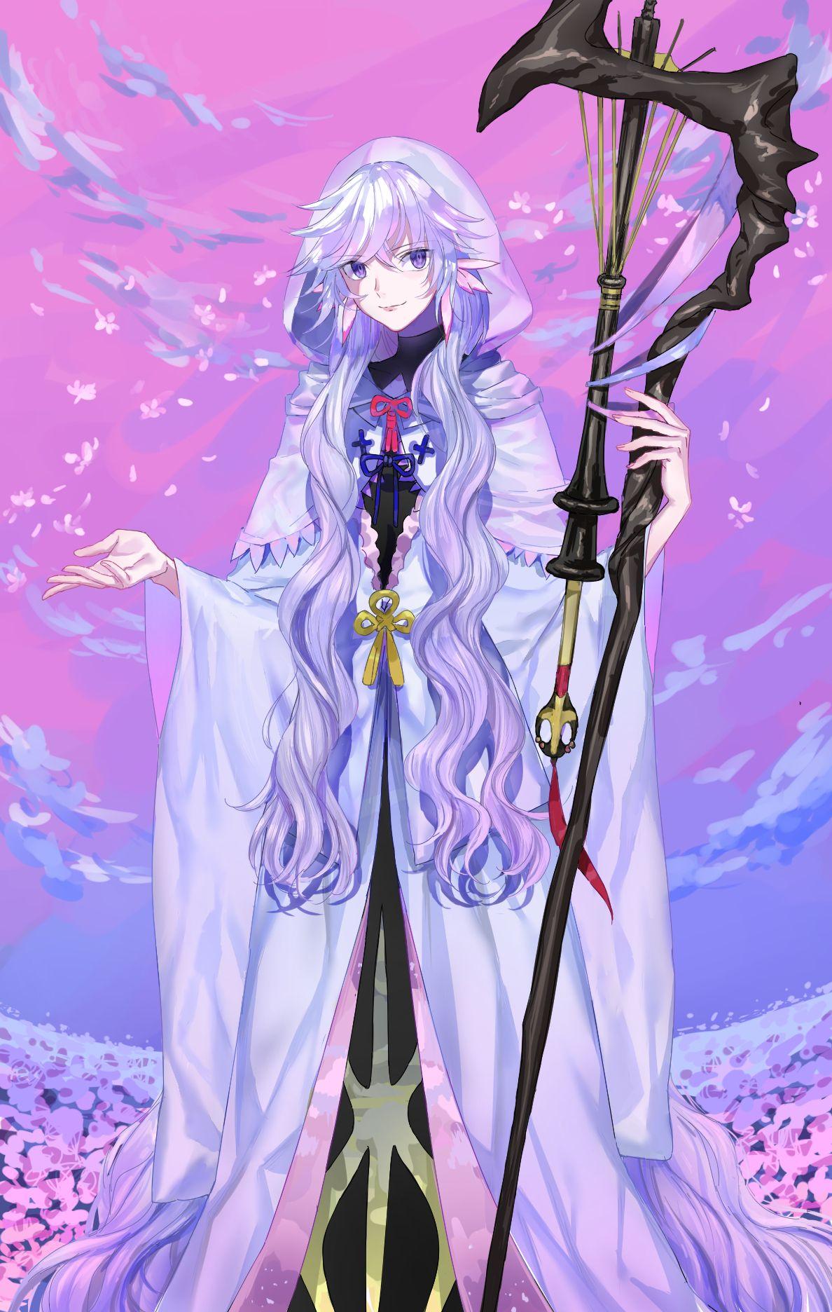 Female Merlin【Fate/Grand Order】 Fate, Fate stay night