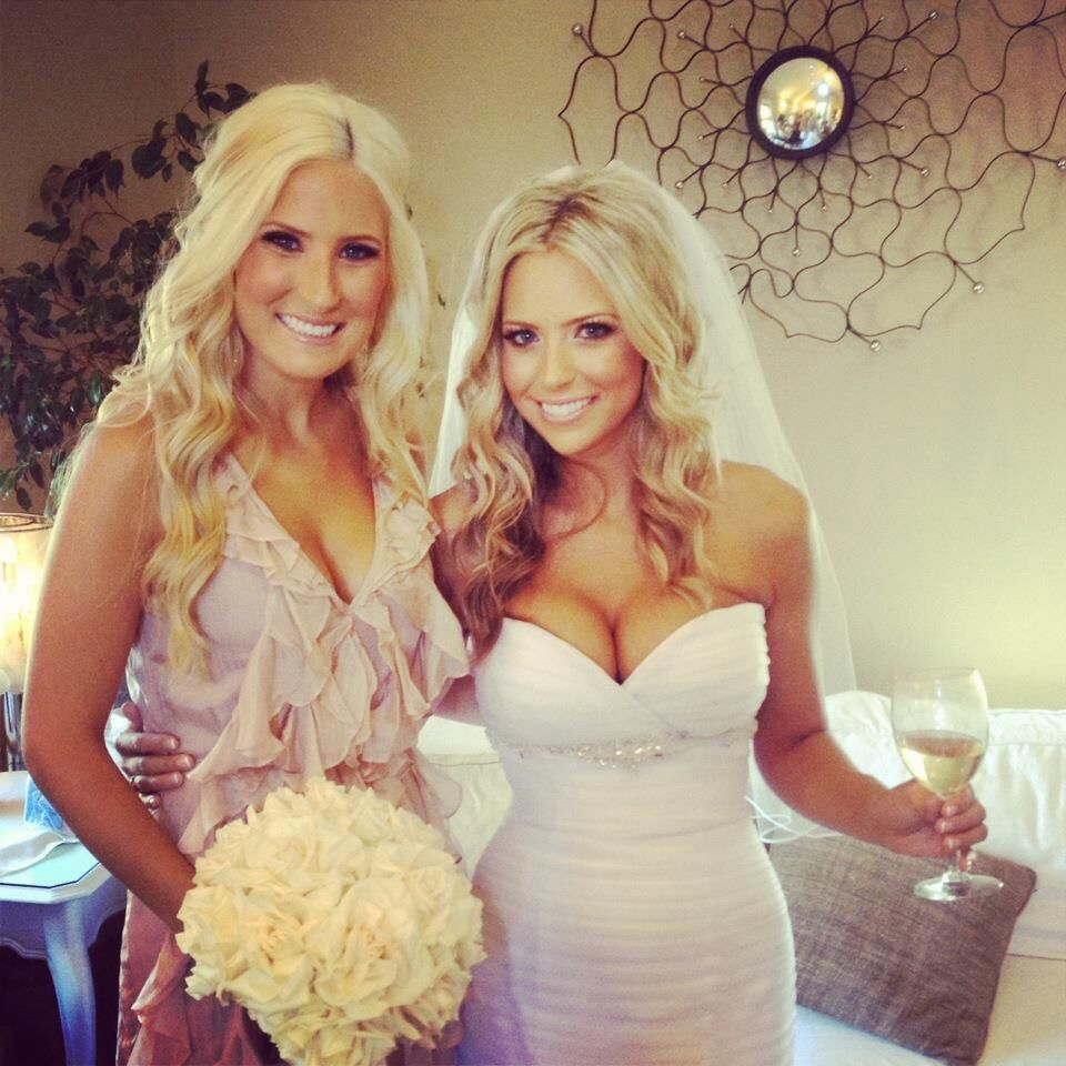 37 Pretty Wedding Hairstyles For Brides With Long Hair: Hair & Makeup Www.privebeautygroup.com Super Blonde Bride